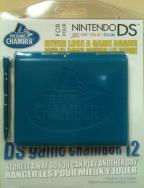 DSi/DSiXL/3DS Game Chamber12 Teal