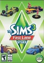 Sims 3: Fast Lane Stuff