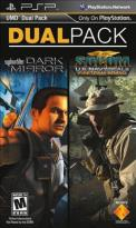 UMD Dual Pack: Syphon Filter: Dark Mirror + SOCOM: U.S. Navy SEALs -- Fireteam Bravo