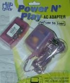 Power N' Play Plus AC Adapter Fushcia