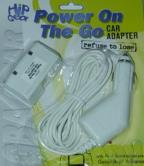 Power on the Go Car Adapter - Glacier