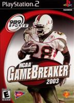 NCAA Gamebreaker 2003