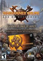 Warhammer Online: Age of Reckoning - Pre-Paid Time Card (60 day)