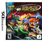 Ben 10 Galactic Racing w/toy