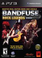 BandFuse: Rock Legends -- Artist Pack