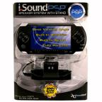 PSP i.Sound Speakers/Stand