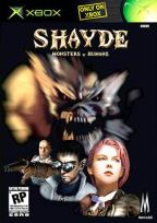Shayde: Monsters V. Humans