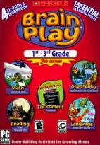 Brain Play: 1st - 3rd Grade: Second Edition