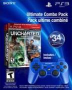 Ultimate Combo Pack: Uncharted Dual Pack