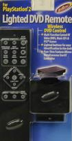 PS2 DVD Remote - Lighted