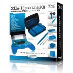 Dreamgear 3DS 20 In 1 Essentials Blue