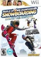 Triple Crown Championship Snowboarding