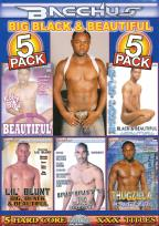Big Black & Beautiful - 5 Pack
