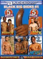 Black Big Dicks - 5 Pack