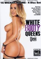 White Booty Queens - 4 Pack