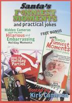 Santa's Funniest Moments And Practical Jokes/ More Santa's Funniest Moments