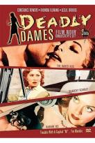 Deadly Dames: Film Noir Collector's Set - Slightly Scarlet, The Naked Kiss, Blonde Ice