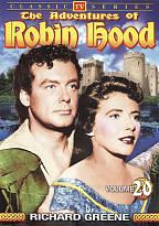 Adventures of Robin Hood, Vol. 20