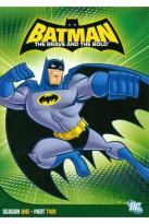 Batman: The Brave And The Bold - First Season: Part Two