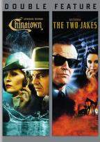 Jack Nicholson Two Pack - Chinatown / The Two Jakes