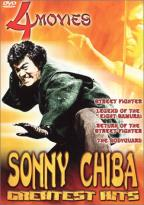 Sonny Chiba: Greatest Hits - 4 Movie Set