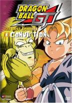 Dragon Ball GT: The Lost Episodes - Vol. 4: Conviction