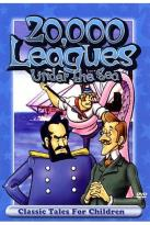 Classic Tales For Children - 20,000 Leagues Under the Sea