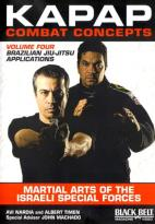 Kapap Combat Concepts Vol.4: Martial Arts Of The Israeli Special Forces - Brazilian Jiu - Jitsu Applications