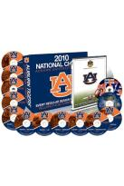 Auburn Tigers: The 2010 Perfect Season DVD Collection + Championship Game