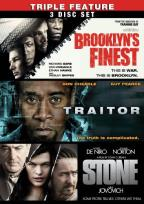 Brooklyn's Finest/Traitor/Stone