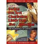Romance of Dance: Learn Swing/Fox Trot/Charleston/Lindy Hop/Jive/Jitterbug