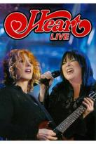 Soundstage - Heart: Live