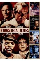 Great Actors: 8 Movies