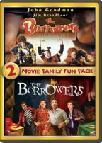 Borrowers 2-Movie Family Fun Pack