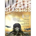 War Classics - Vol. 2: 4 Feature Films