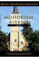 Global Treasures - Muhoksen Kirkko Finland