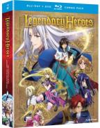 Legend of the Legendary Heroes - The Complete Series