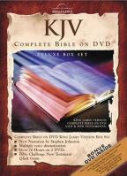 Complete KJV Bible On DVD