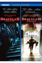Wes Craven Presents: Dracula II: Ascension/Dracula III: Legacy