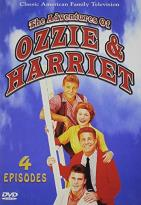 Adventures of Ozzie & Harriet - Four Episodes on DVD