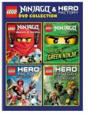 LEGO: Ninjago and Hero Factory Collection