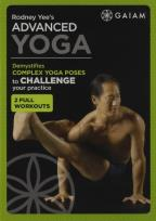Advanced Yoga DVD
