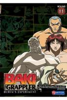 Baki the Grappler - Vol. 11: Buren's Experiment