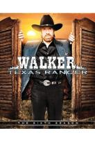 Walker Texas Ranger - The Complete Sixth Season