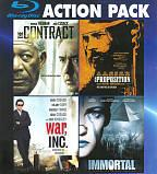 First Look Blu-ray Starter Pack (Blu-ray): Immortal (2004) / The Proposition (2005) / The Contract (2006) / War, Inc.