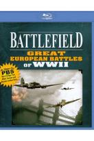 Battlefield: Great European Battles of WWII