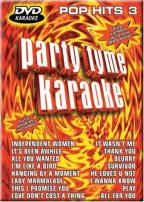 Party Tyme Karaoke - Pop Hits 3