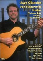 Jazz Classics for Fingerstyle Guitar, Vol. 2