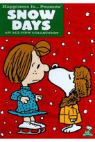 Happiness Is... Peanuts: Snow Days