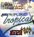 Angeles Azules, Los/Askis, Los- 100% Puro Troipcal: CD/DVD